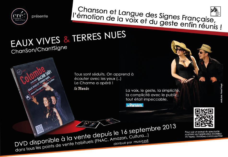 Annonce DVD
